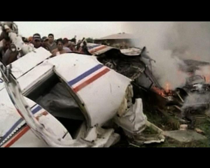 玻利維亞飛機墜毀最少8死