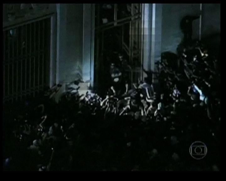 巴西爆20年最大規模示威