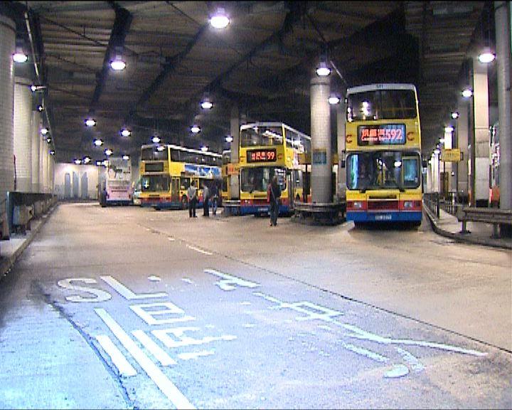 政府提巴士專營權不受利管動議