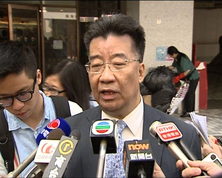 劉夢熊被廉署控妨礙司法公正