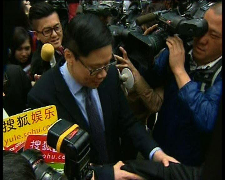 陳志雲再獲判無罪官指陳無必要隱瞞公司