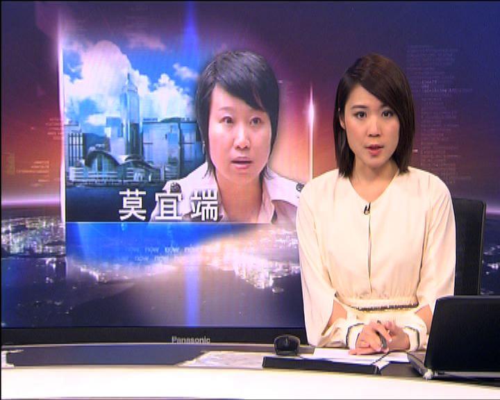 張建宗:莫宜端辭職純粹家庭原因