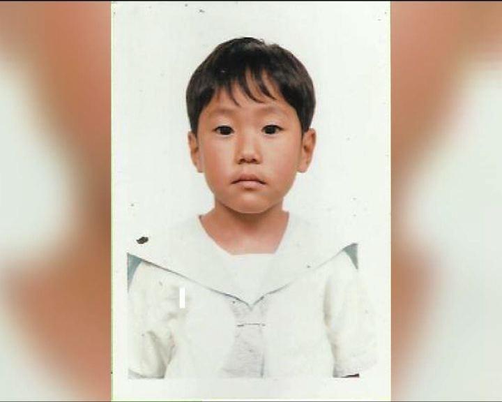 警方尋回六歲尼泊爾男童