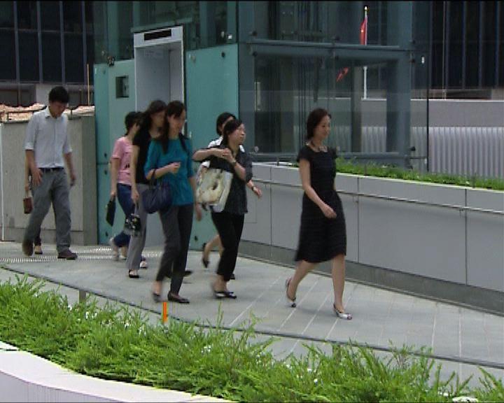 消息:行會通過公務員加薪
