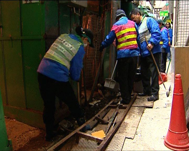 清潔商指政府拒補貼最低工資