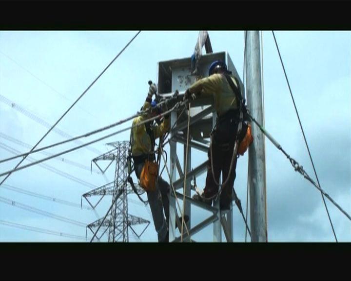 中電引入緊急復電系統