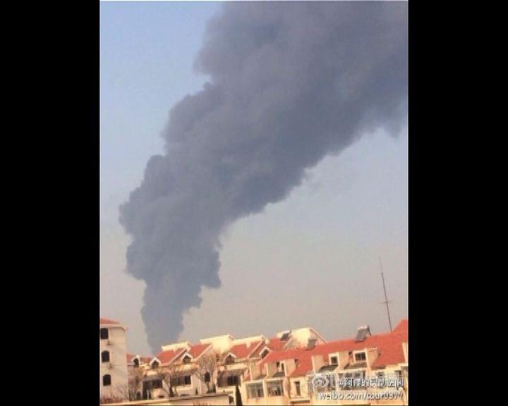 青島黃島區輸油管爆炸22人死
