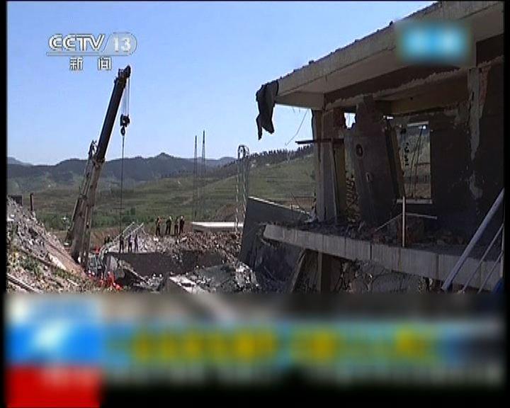 山東炸藥廠爆炸仍有11人失蹤