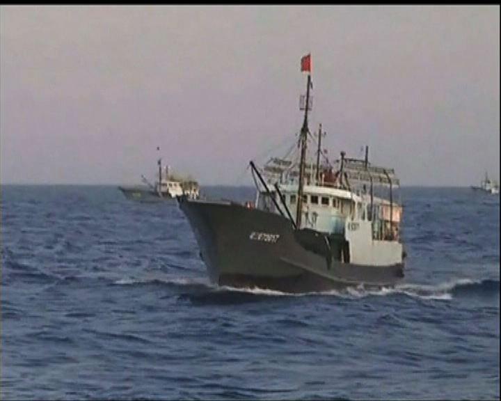 十艘漁船擅改證書噸位資料受罰