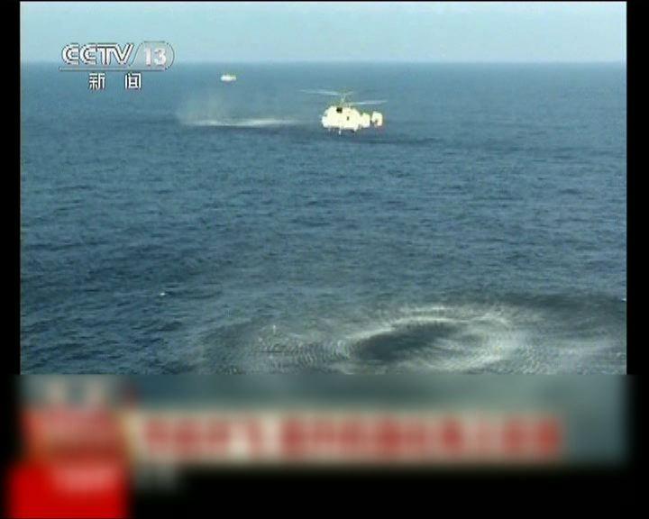 東海艦隊大規模反潛演習
