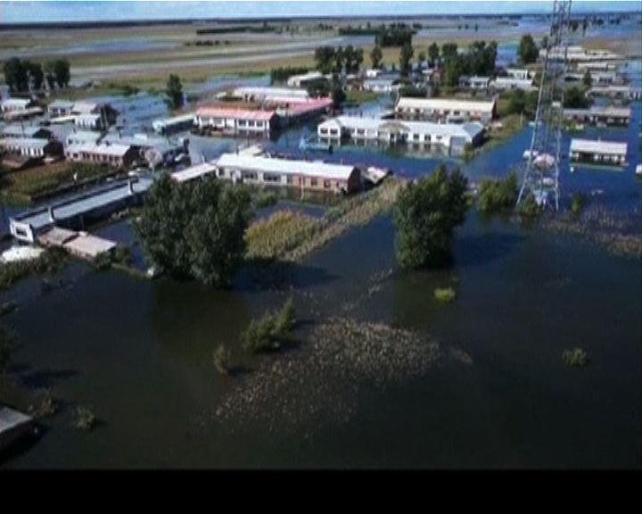 內地東北汛情仍然嚴峻