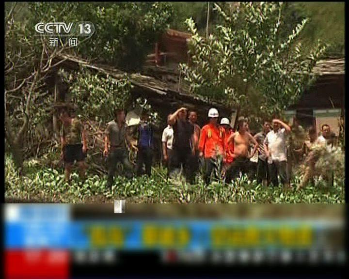 雅安草科鄉四百多村民確定安全