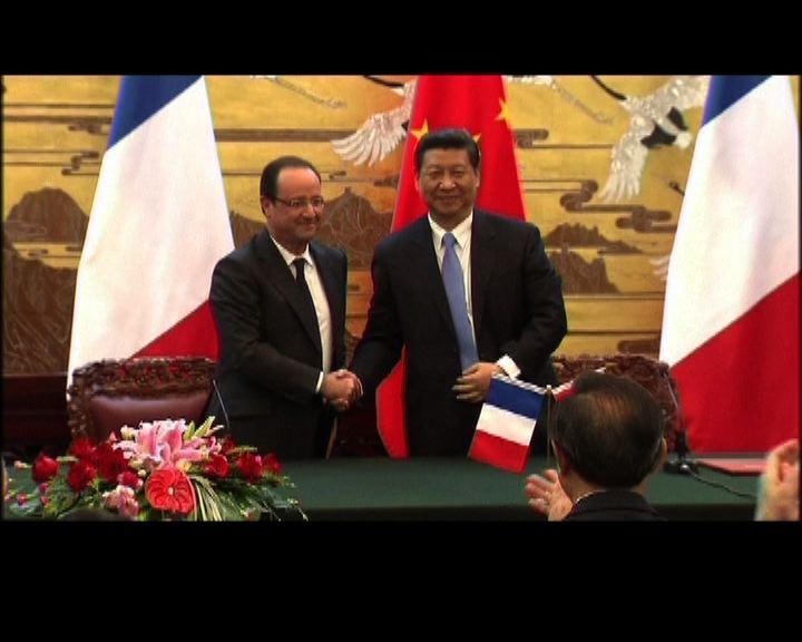 中國向法國購買60架空中巴士
