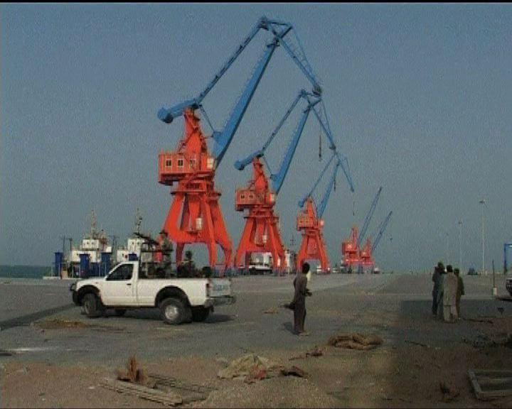 中國企業掌控瓜達爾港惹揣測