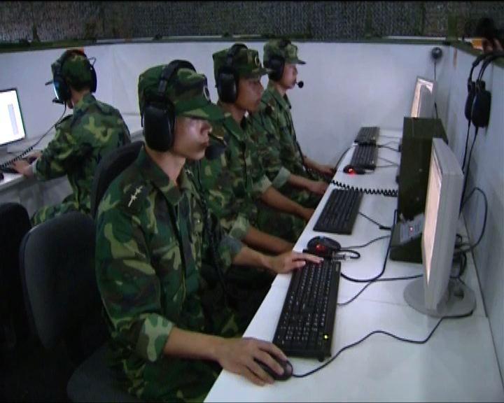 外交部再否認解放軍涉黑客活動