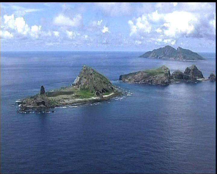 傳中國外交部高官訪日談釣魚島