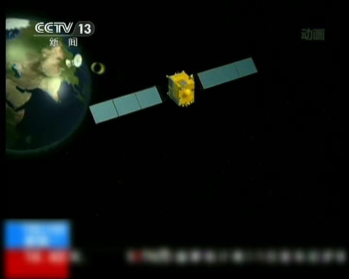 嫦娥二號離地球超過五千萬公里