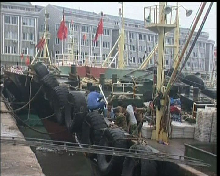 內地漁船被北韓扣押中方提出交涉