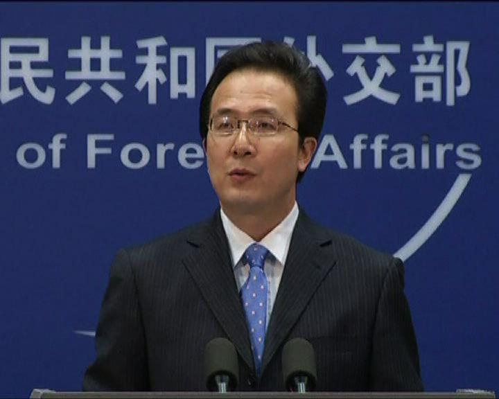 中國外交部歡迎南北韓統一展開對話