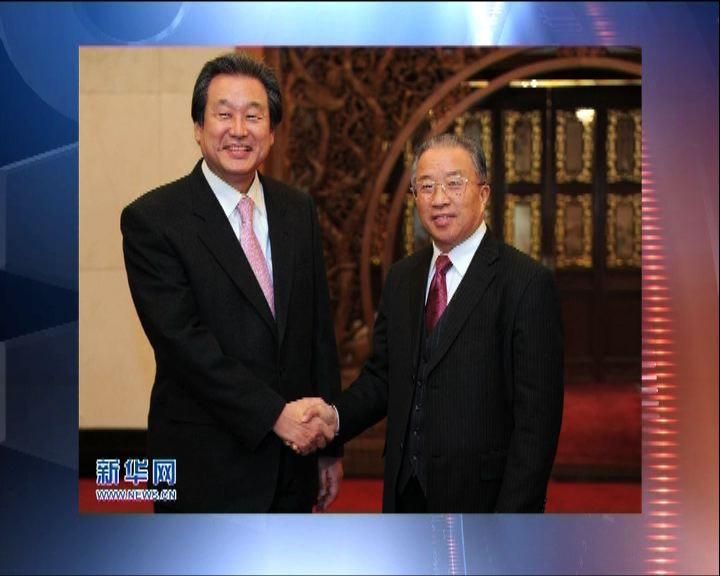 南韓特使訪華交換地區形勢意見