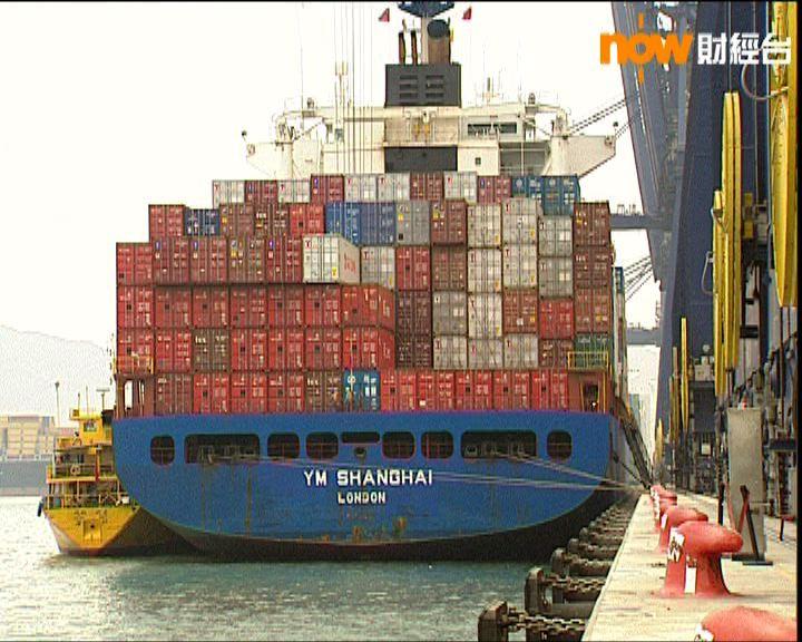 內地自去年2月以來再出現貿易逆差