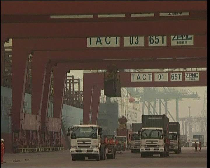 中國海關:下半年貿易環境仍困難