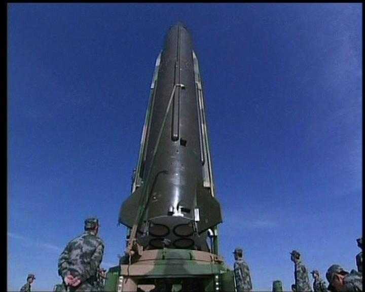 中國陸基中段反導攔截試驗成功