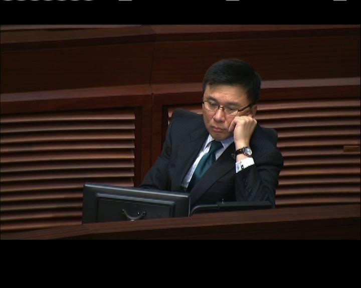 政府:競爭力下降不僅是香港