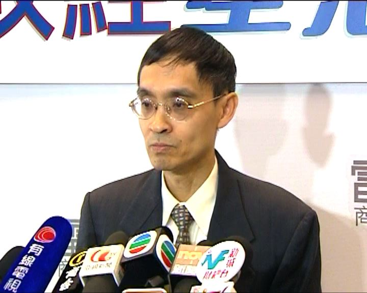 陳弘毅:普選特首提名要低門檻