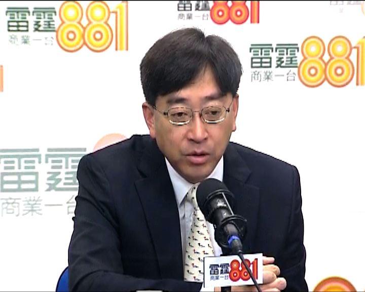高永文:提早跟進幼童感染肺炎鏈球菌問題