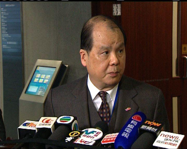 張建宗:判決不影響其他福利政策