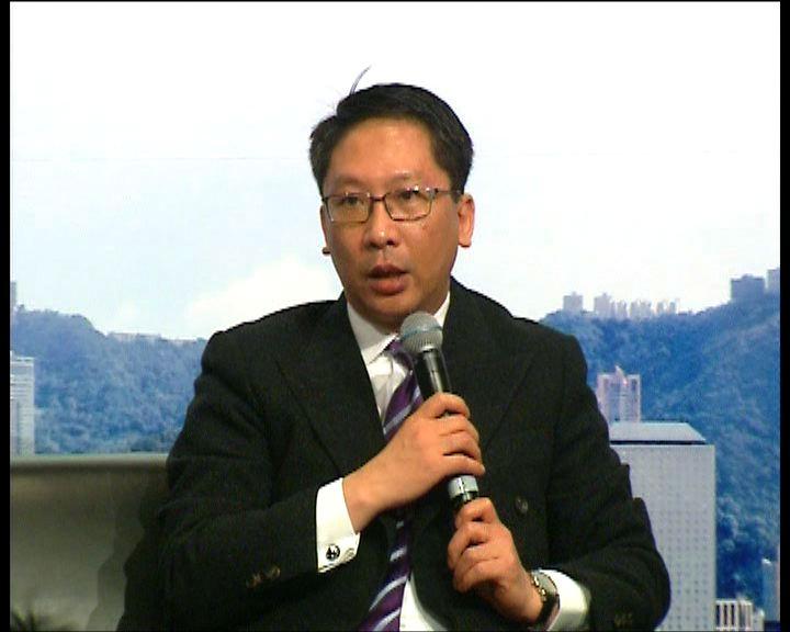 袁國強:盡量不會提請釋法
