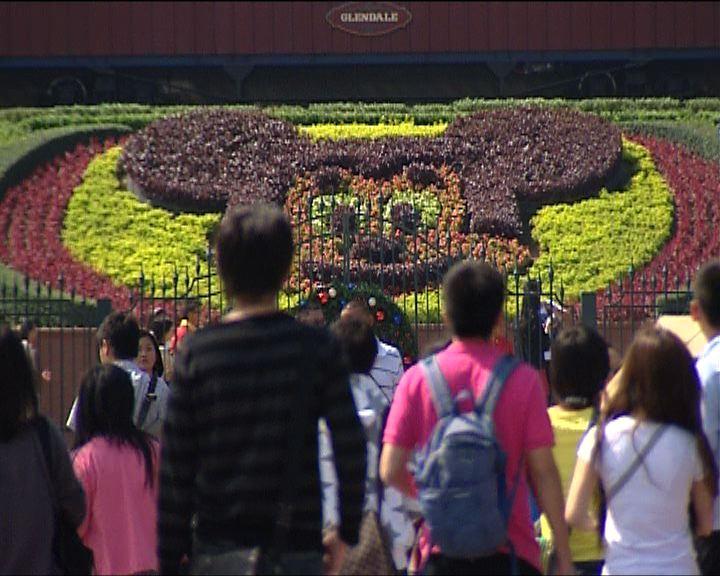 香港迪士尼星期三起加票價