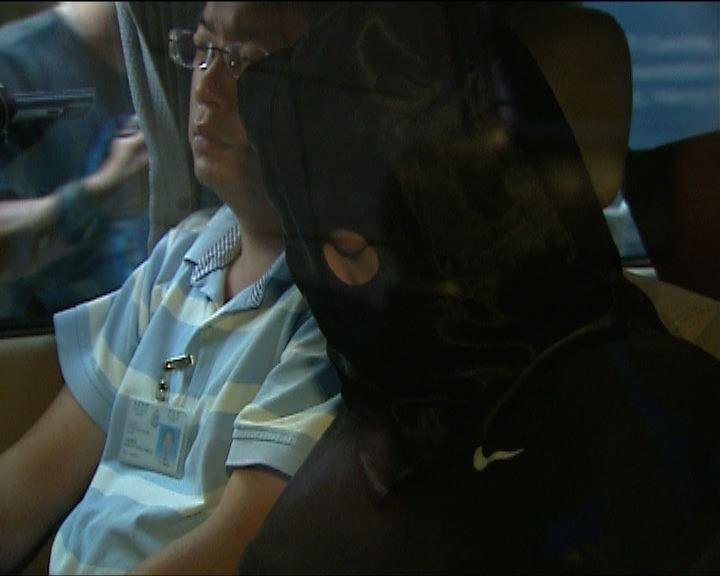 警方破獲的士運毒案拘三漢