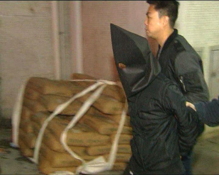 兩男子黃大仙涉販毒被捕