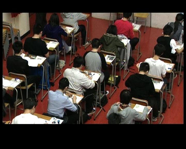考評局統一文憑試等級計分法