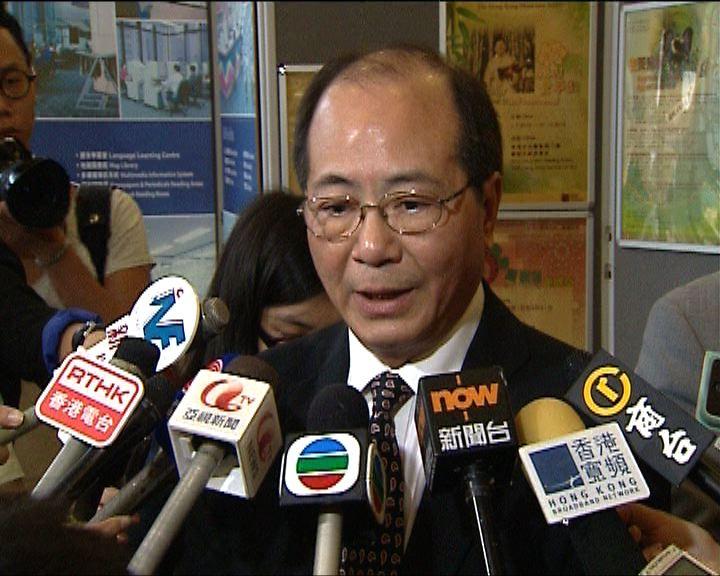 吳克儉:教育局沒有向校方施壓