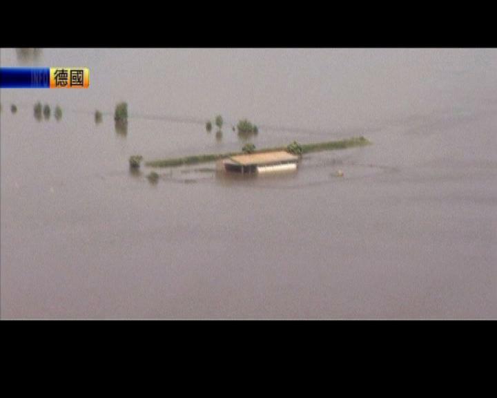 德國堤壩缺堤幾千人疏散