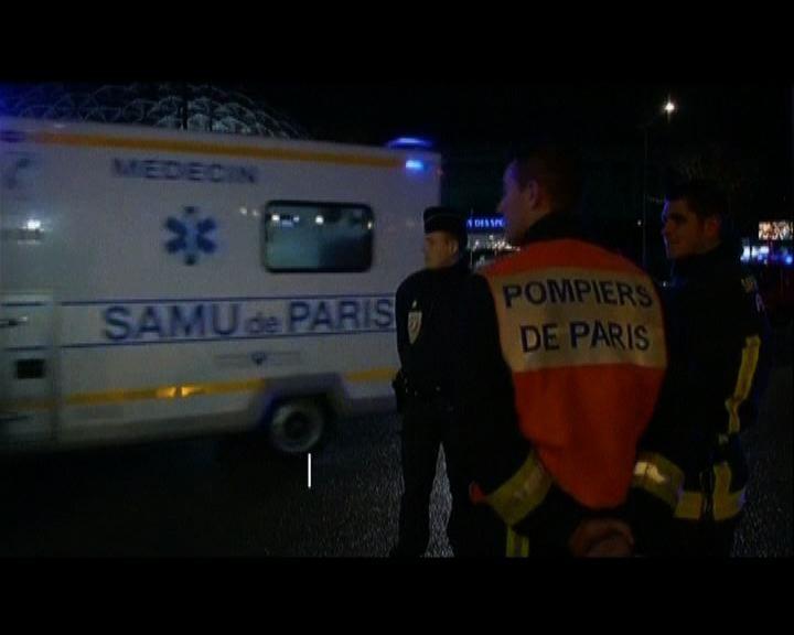 法國音樂劇綵排現場爆炸一死