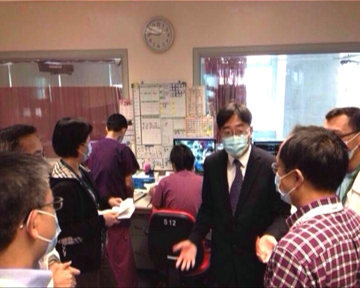 高永文:追查感染源頭有困難