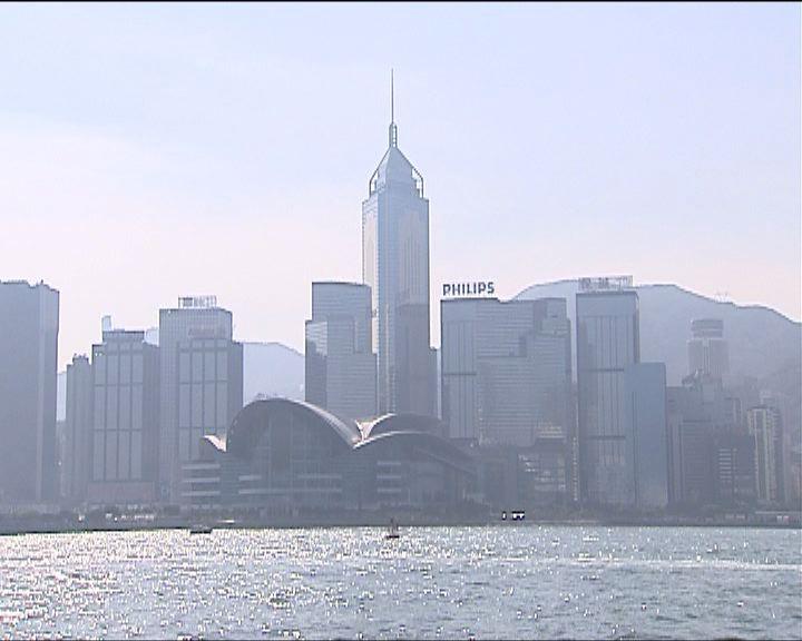 香港連續19年被評為最自由經濟體