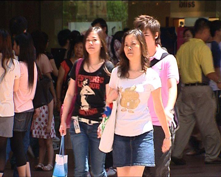 本港最新失業率3.3%符預期