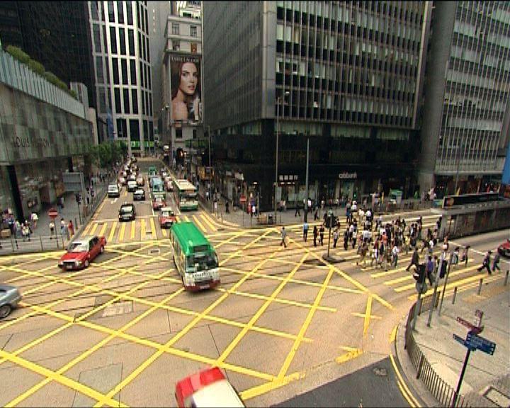 本港最新失業率為3.4%