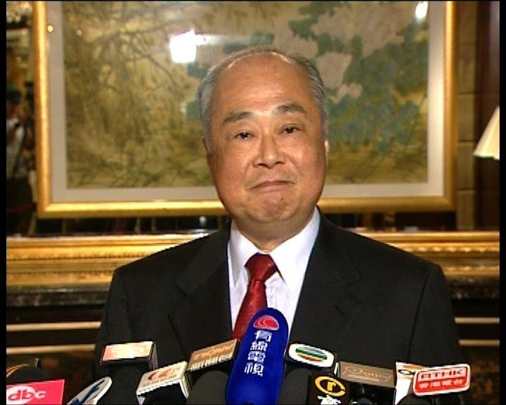 周松崗:律政司會剔除影響執法的報告內容