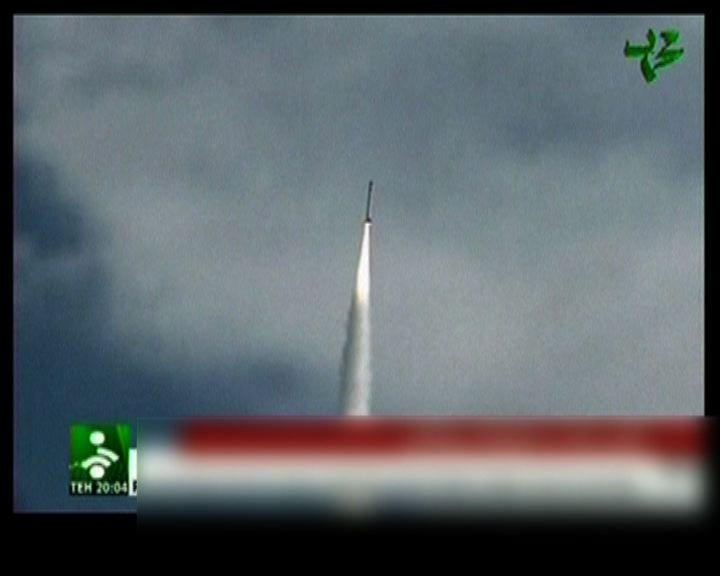 伊朗稱希望五年內送人上太空