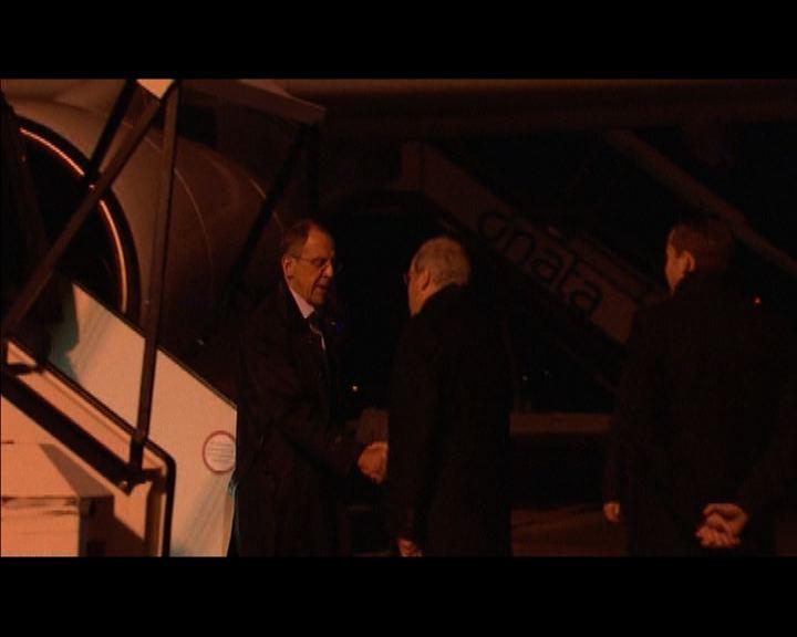 俄美外長赴瑞加入伊朗核談判