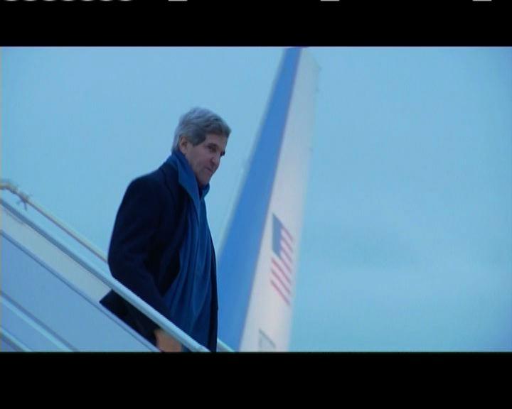 伊朗核談判美法外長今晨抵達