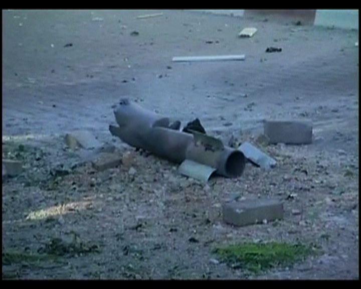 以色列空襲黎巴嫩報復火箭襲擊