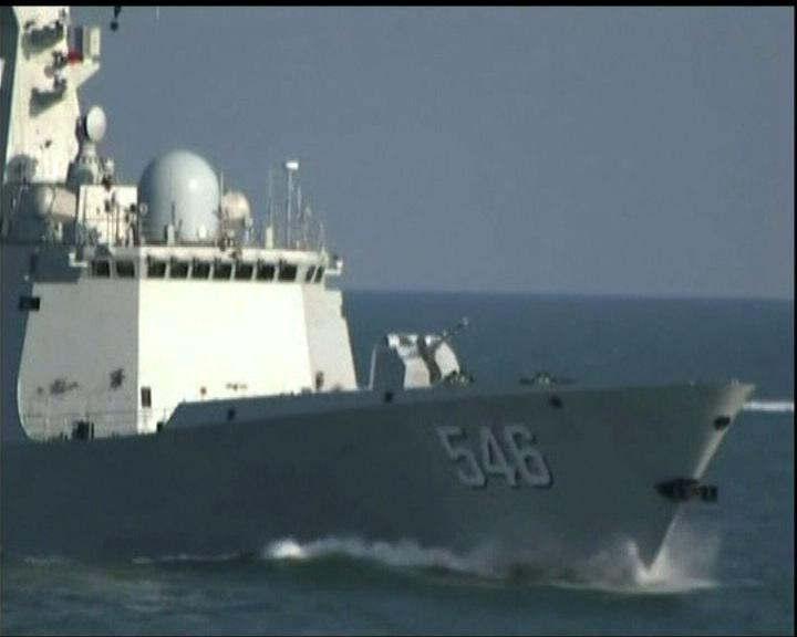 日媒指中方承認向日艦使用火控雷達