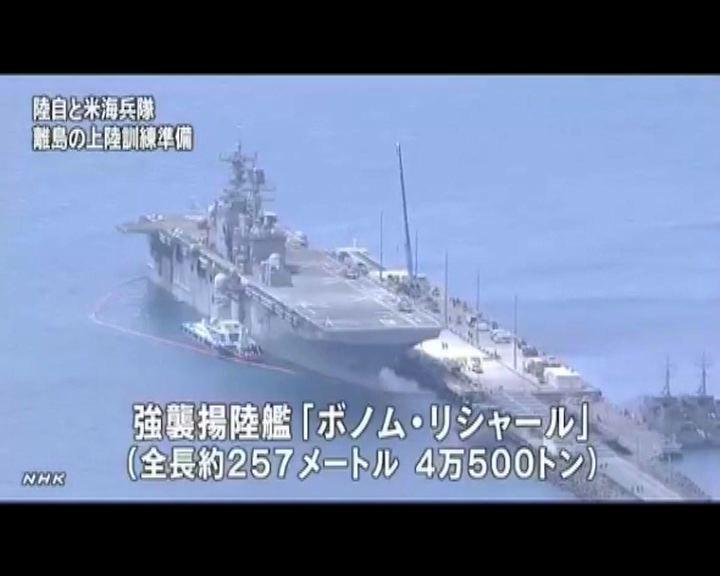 日本:無意對中國北韓先發制人